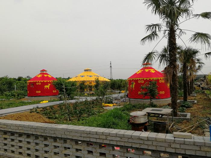 农家乐蒙古包价格